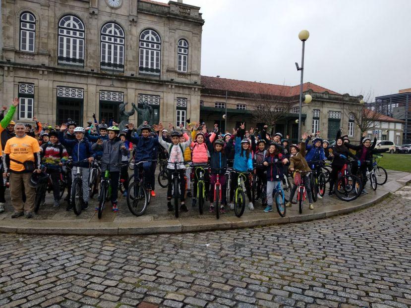 I BIKE TOUR ESCOLAS DA ABELHEIRA